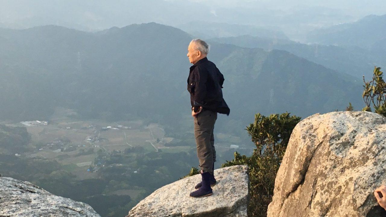 孤高の老人